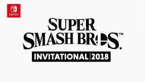 Super Smash Bros. Invitational 2018 Banner