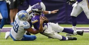 Detroit Lions defensive line