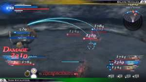 Dissidia Final Fantasy NT Combat