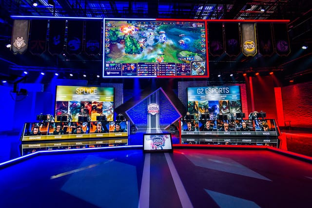 G2 defeated Splyce in the 2018 Spring Split semifinals