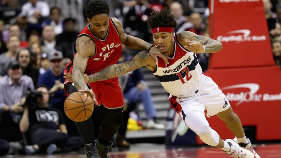 Raptors Wizards preview