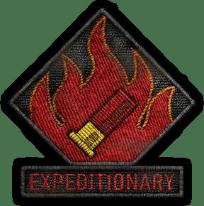 Expeditionary division logo
