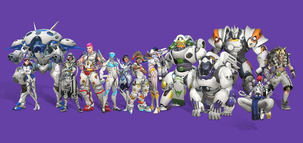 OWL Team Skins