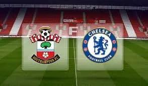 Premier League Gameweek 34 Southampton v Chelsea