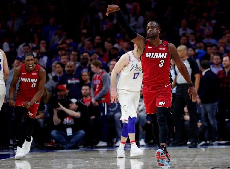 Dwyane Wade playoffs