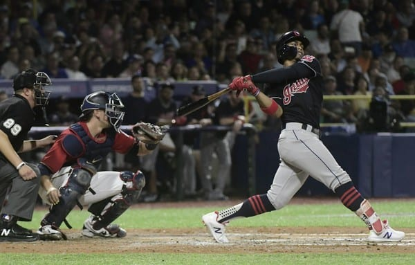 highlights of the week: Lindor