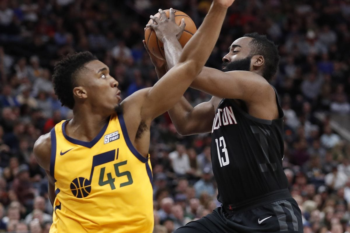 Rockets Jazz preview