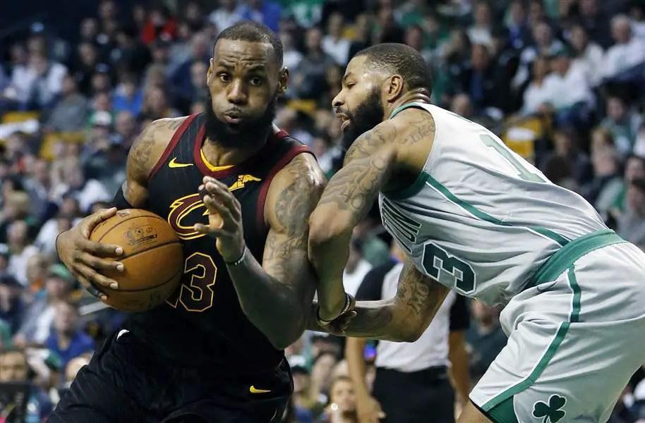 Celtics Cavaliers preview