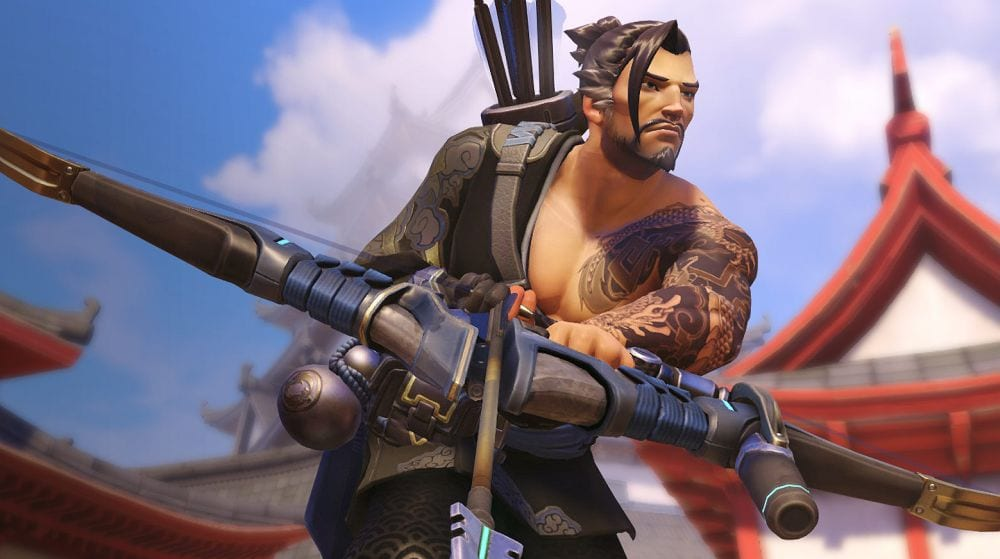 Hanzo Overwatch Hero