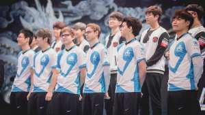 Cloud9 represented the NA LCS as third seed at 2017 Worlds