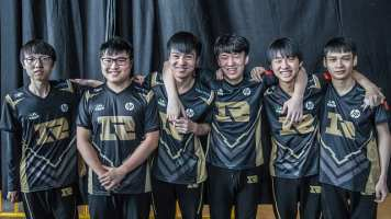 Uzi qualified for 2017 Worlds with RNG as the LPL's second seed