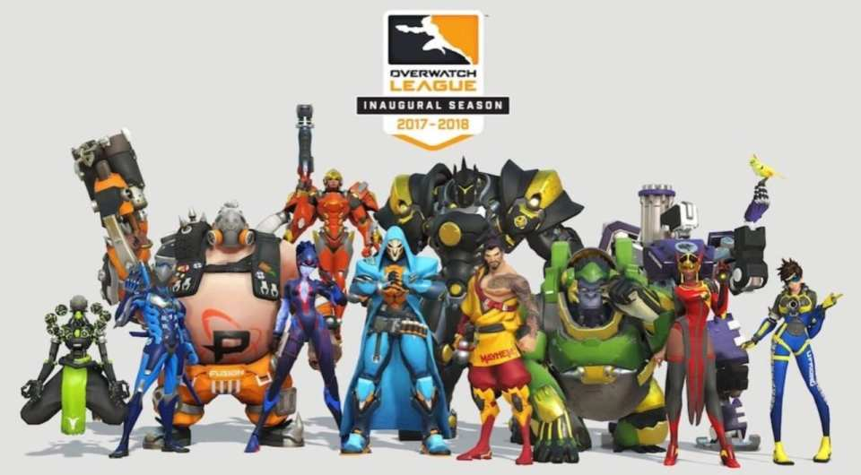 Overwatch League Expansion