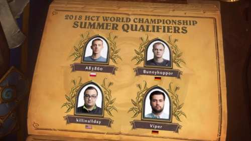 HCT Fall Championship