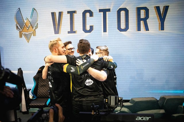Vitality had a great run at Worlds 2018