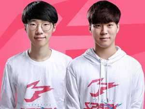 Hangzhou Spark Finishes their Lineup