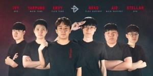 Defiant roster