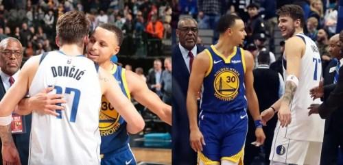 Doncic-Curry-Warriors-Mavericks-Allstar-All star