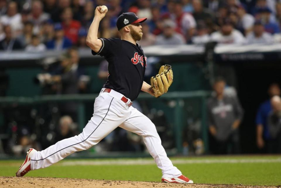 Angels Sign Cody Allen to One-Year Deal