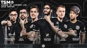TSM added Broken Blade and Smoothie for 2019