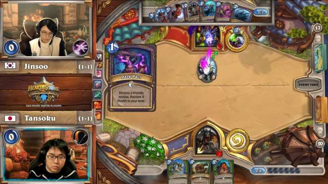2019 HCT Asia-Pacific Winter Final Four