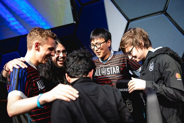 Licorice, Imaqtpie, Doublelift and Sneaky have unique Summoner Names