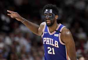 Embiid will be out another week
