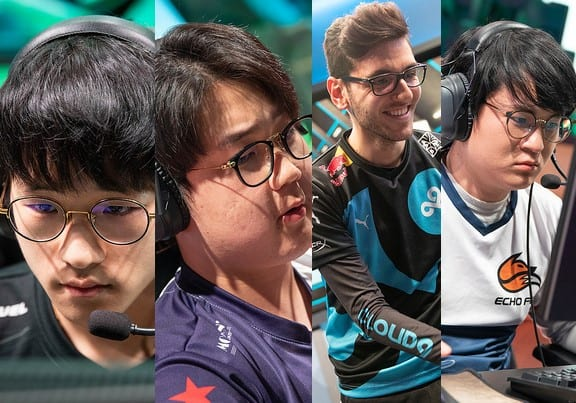 Crown, Huni, Nisqy and Fenix are the Fantastic Four for week five of the 2019 LCS Spring Split