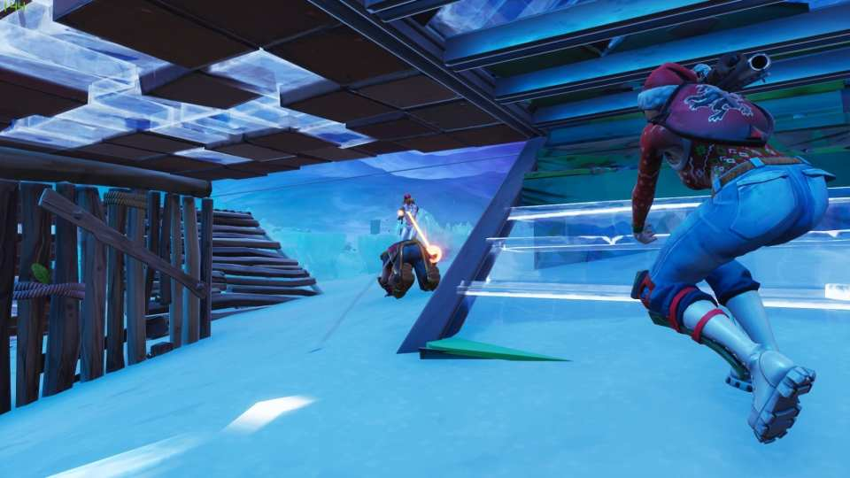 Choosing the right queue in Fortnite