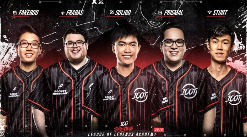 100 Thieves Academy Rooster