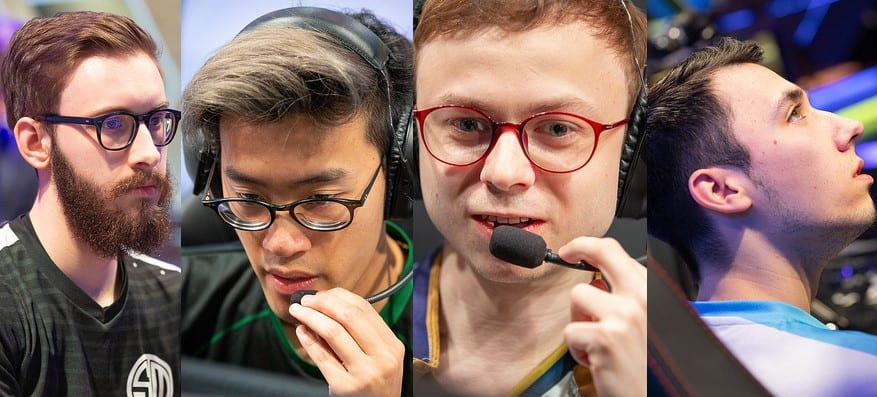 Bjergsen, Wildturtle, Jensen and PowerOfEvil are the Fantastic Four of week seven of the 2019 LCS Spring Split