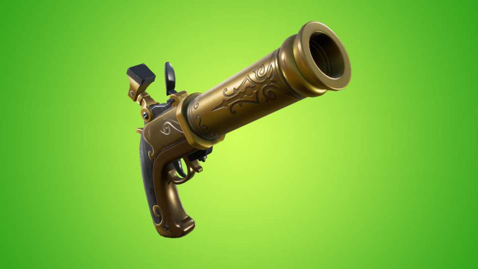 Fortnite: v8.11 Content Update