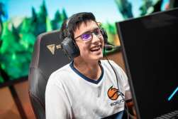 Apollo Price of EchoFox is looking to build on his Spring Split performance