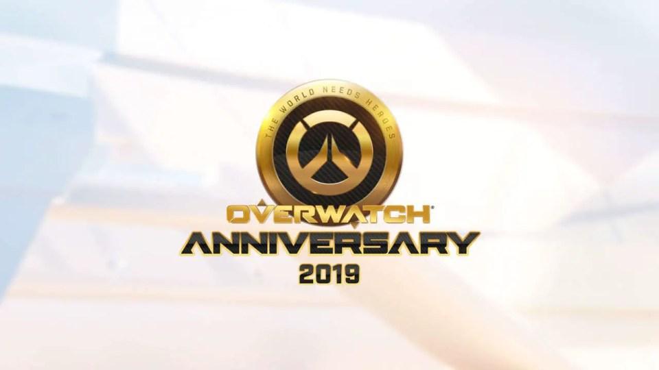 2019 Overwatch Anniversary
