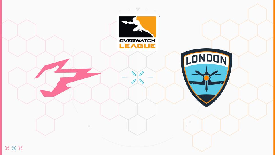 London Spitfire vs Hangzhou Spark