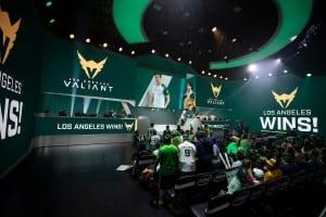 Los Angeles Valiant Stage 3