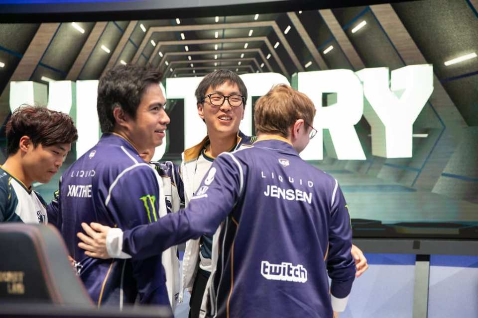 Team Liquid take down Clutch Gaming and move onto the LCS Finals