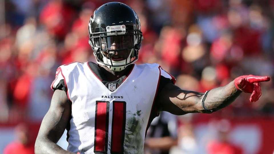 Julio Jones Traded to the Tennessee Titans