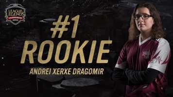 Xerxe won Rookie of the Split in Spring Split 2017.