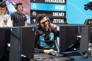Nisqy smiles after a 2-0 weekend and gets named to LCS Spotlight