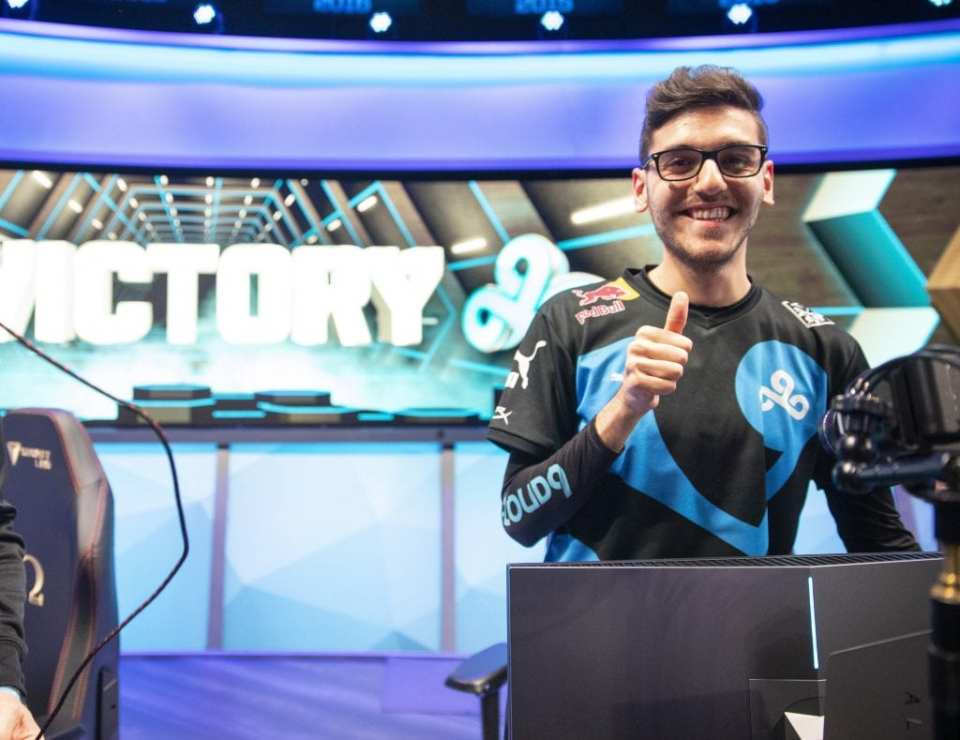Nisqy and Cloud9 will play Team Liquid this weekend in the LCS Finals