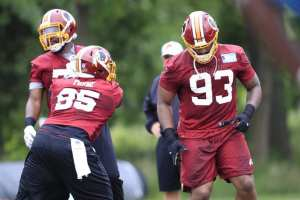 The Redskins' D Line should excite fans heading into the 2019 season