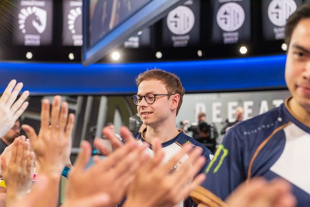 Jensen helps TL defeat Clutch Gaming; move onto LCS Finals