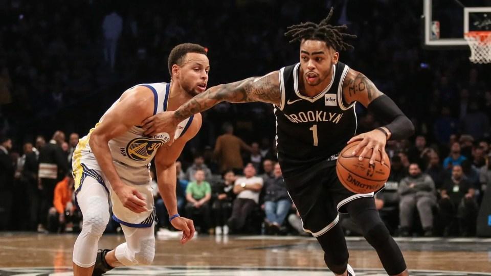 NBA top 5 2020 backcourts