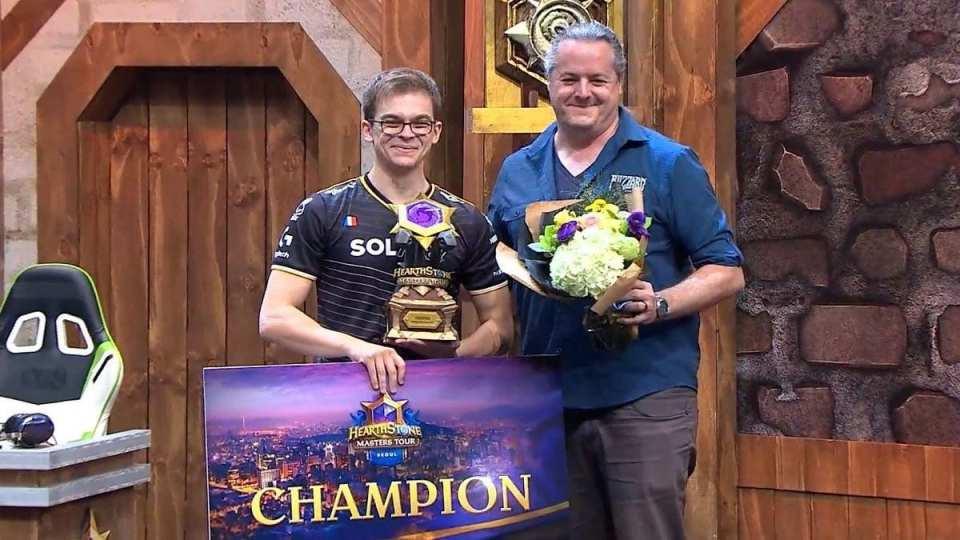 Felkeine Wins Hearthstone Masters Tour Seoul
