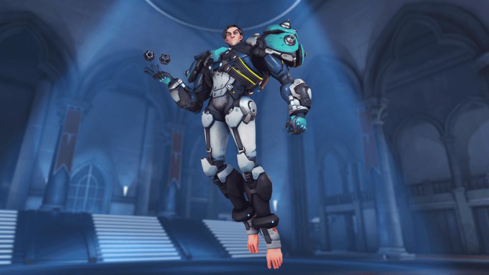 overwatch new hero