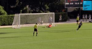 MLS Beats Chivas U-20 Team 2(3)-2