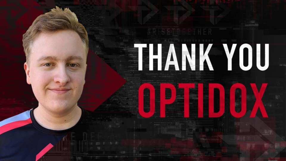 Toronto Defiant Coach Optidox Steps Down