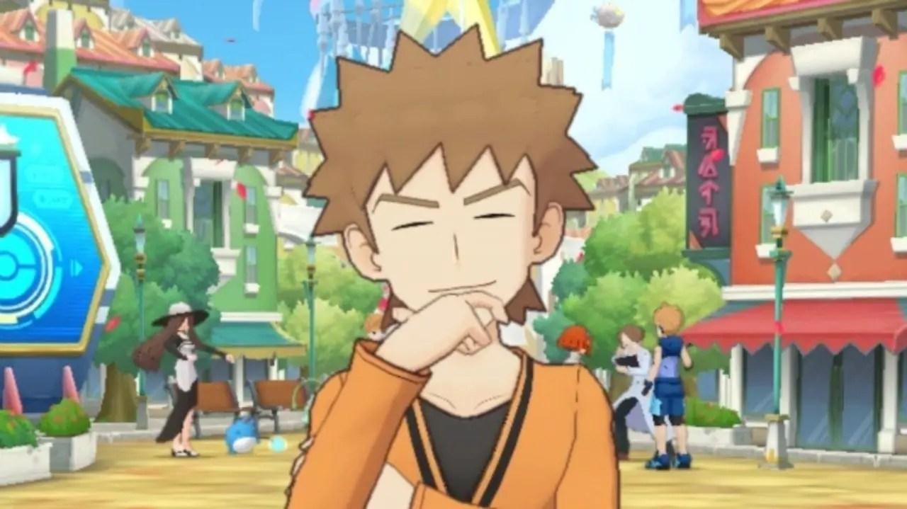 Pokemon Masters Brock