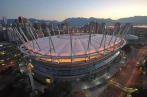 Rogers Arena Titans