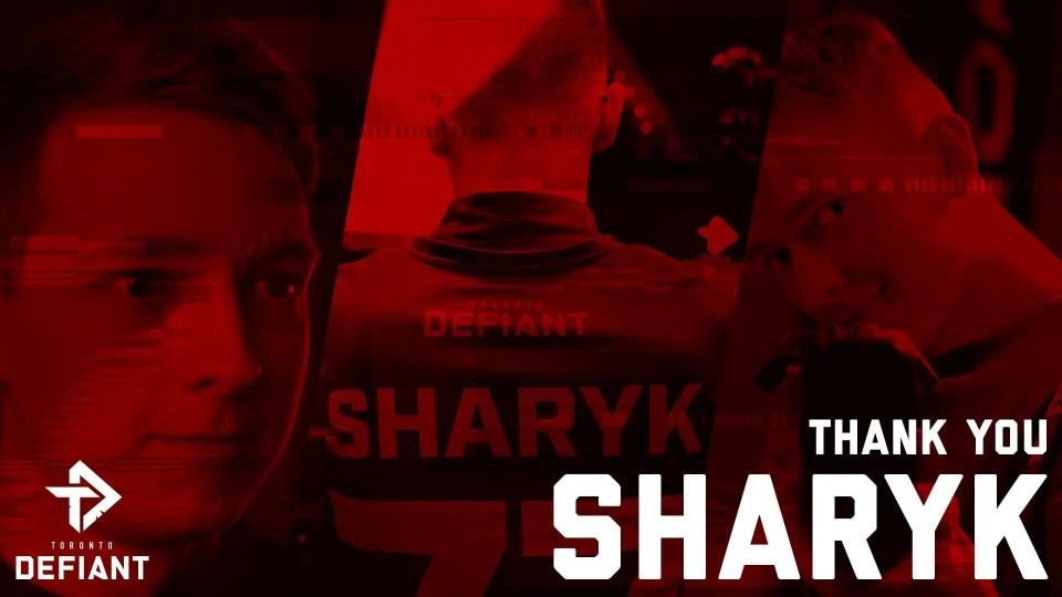 BREAKING: Toronto Defiant Releases sharyk